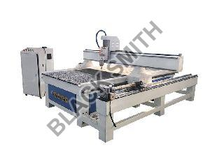 CNC 4 Axis Wood Carving Machine with Rotary