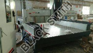 Wooden Pattern Making CNC Router
