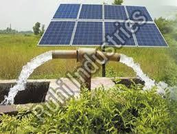 15 HP Solar Water Pump