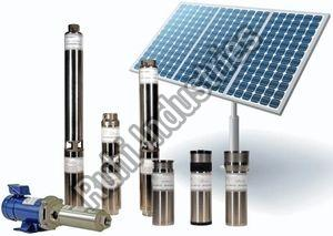 20 HP Solar Submersible Pump