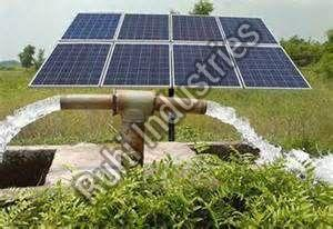 20 HP Solar Water Pumping System