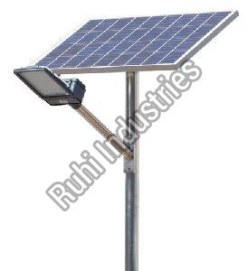 22W Solar LED Street Light