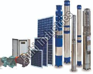 3 HP AC Solar Pump
