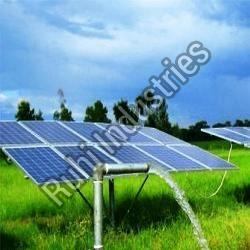 3 HP Solar Water Pumping System