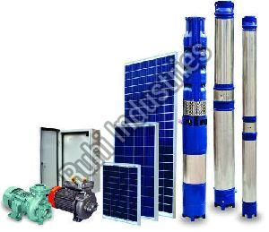 5 HP AC Solar Pump
