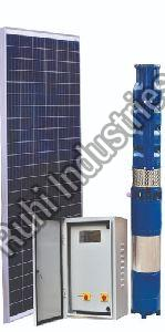 5 HP Solar Submersible Pump