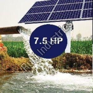 7.5 HP AC Solar Pump