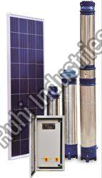 Solar AC Submersible Pump