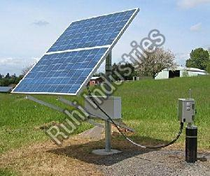 Solar AC Water Pump