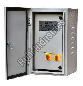 Double Phase Solar Pump Controller