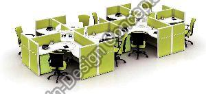 Office Partition Workstation