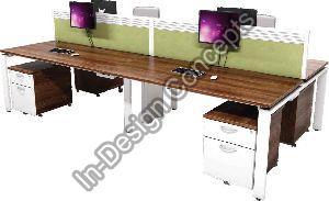 Rectangular Desking System