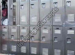 Stainless Steel Storage Locker