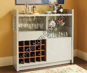 Wooden Bar Unit