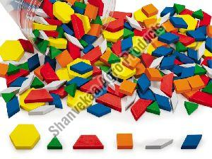 Wooden Pattern Blocks