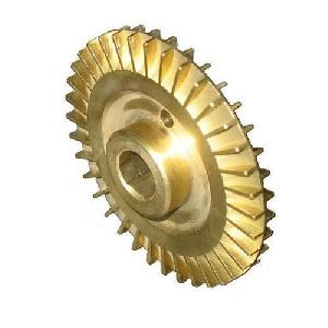 Brass Forging Impeller