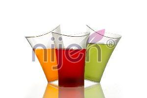 Unbreakable Beverage Glasses (200 ML)
