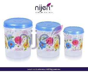 Store King Container Set (3 Pcs.) (1000ML - 2000ML - 3000ML)
