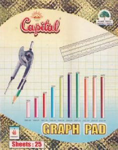 Graph Pad Notebook