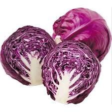 Fresh Red Cabbage