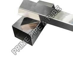 304 Stainless Steel Rectangular Pipes