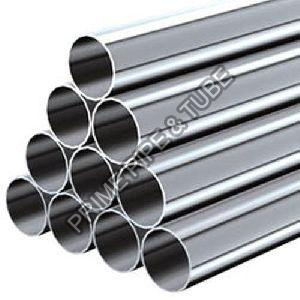 Polished Stainless Steel Round Pipes