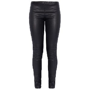 Ladies Leather Jeggings