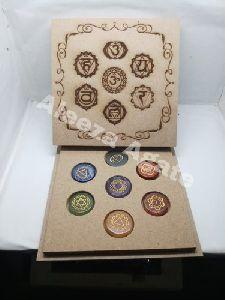 Seven Chakra Reiki Set