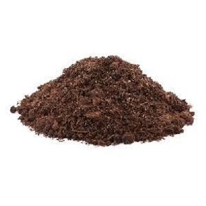 Brown Vermicompost Fertilizer