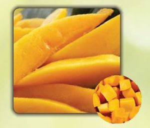 Frozen Mango Slices