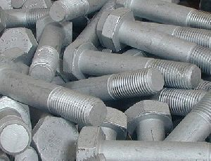 Hot Dip Galvanized Bolts