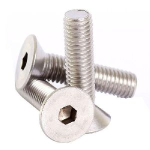 Mild Steel Allen Bolts