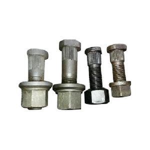 Mild Steel Hub Bolts