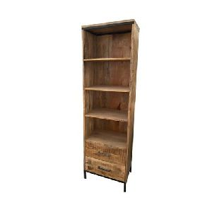 4 Shelf Wooden Shelf