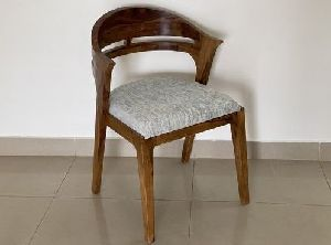 Solid Sheesham Wood Chair