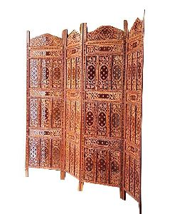 Wooden Partition Screen