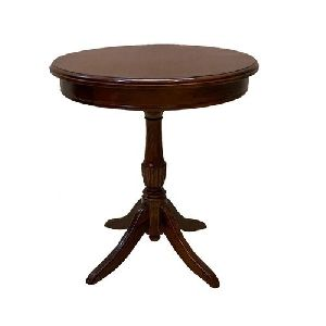 Wooden Round Center Table