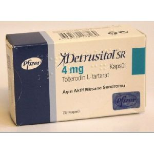 Detrusitol SR Capsules