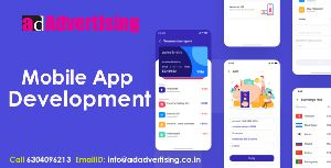 mobile application design