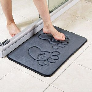 Bathroom Door Mats