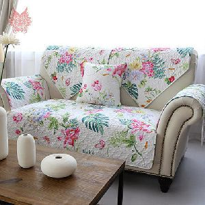 Printed Sofa Cover
