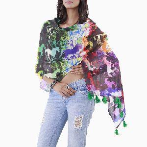 Multicolor Stole