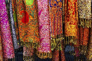 Woollen Shawl