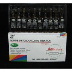 Quinine Dihydrochloride Injection