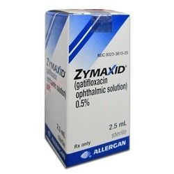 Zymaxid Eye Drops