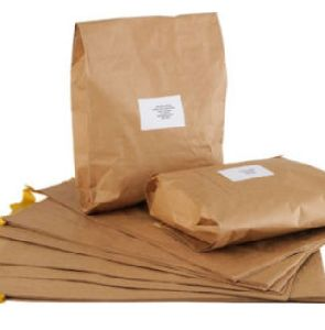 Pinch Bottom Paper Bags