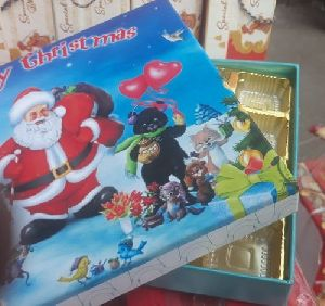 Christmas Chocolate Box