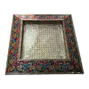 Square Dry Fruit Tray