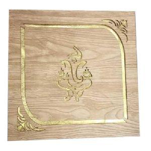Wooden Bhaji Box