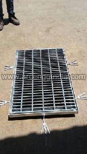40 Ton Trench Gratings